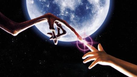 E.T. l'extra-terrestre par Steven Spielberg, 1982, USA