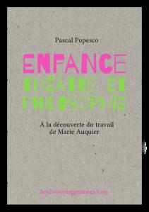 Enfance, théâtre et philosophie: à la découverte du travail de Marie Auquier