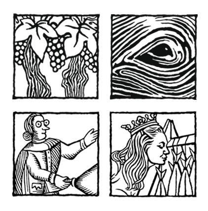 Quatre des 113 oracles – Le tarot du Pont-de-Montvert
